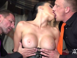 Aletta Ocean - Aletta Goes Again anal big ass